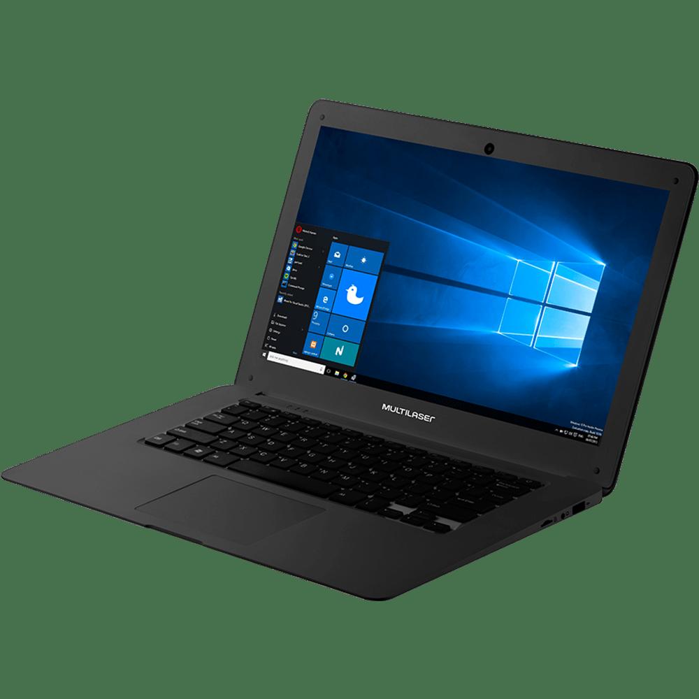Notebook Multilaser Legacy, Intel Quad Core, 2GB, 32GB, 14 ...