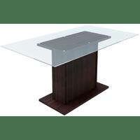 mesa-de-jantar-retangular-em-madeira-com-tampo-em-vidro-madesa-5251a-tabaco-50882-0