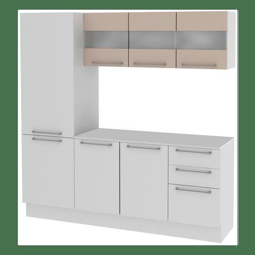 cozinha-em-mdp-3-pecas-8-portas-2-gavetas-dobradicas-metalicas-madesa-lara-2006-branco-crema-50826-0