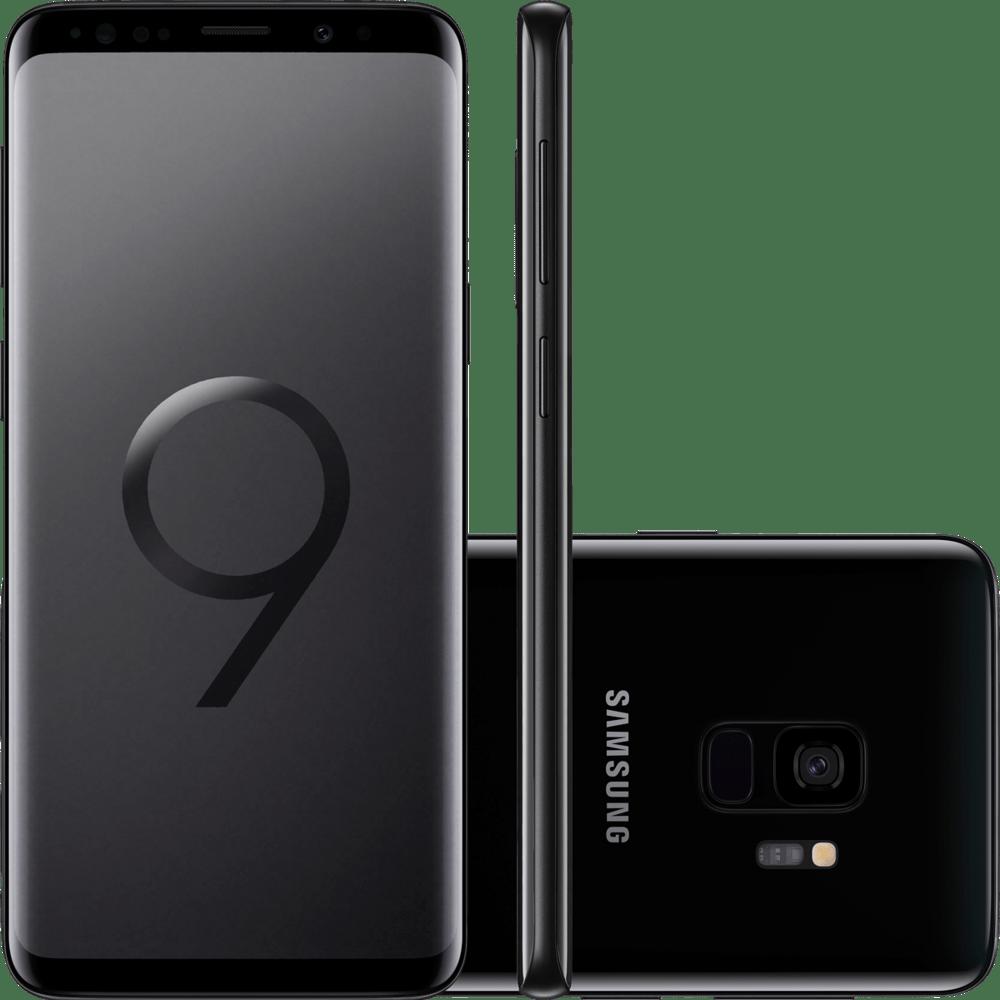 07dab7e3ac Smartphone Samsung Galaxy S9 4G, Memória 128GB, Tela 5.8 ...
