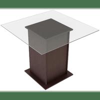 mesa-de-jantar-quadrada-em-madeira-com-tampo-em-vidro-madesa-5295a-tabaco-50836-0