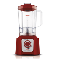 liquidificador-arno-power-max-15-velocidades-1000w-vermelho-ln54-110v-50764-0