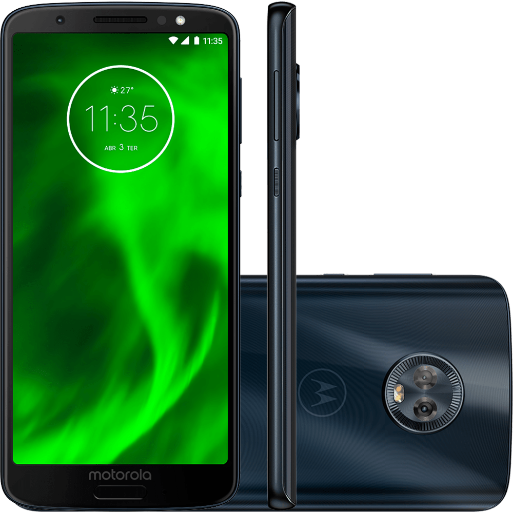Resultado de imagem para Motorola Moto G6