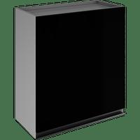 armario-aereo-de-aco-itatiaia-clarice-1-porta-de-vidro-ipv1-60-preto-51105-0