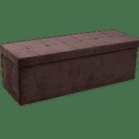 calcadeira-em-tecido-suede-160cm-montreal-leblon-marrom-39018-0