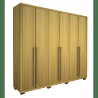 guarda-roupa-100-mdf-6-portas-8-gavetas-com-espelho-interno-bom-pastor-luxury-liso-noce-51204-0