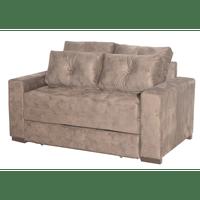 sofa-cama-2-lugares-assento-restratil-tecido-veludo-bom-pastor-viena-marrom-51217-0