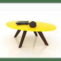 mesa-de-centro-em-mdf-3-pes-trapezoidais-tampo-15mm-dj-moveis-alba-amarelo-laca-cafe-51248-0