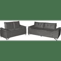 sofa-3-e-2-lugares-em-tecido-veludo-pes-em-alminio-bom-pastor-avant-cinza-51175-0