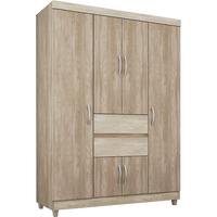 guarda-roupa-6-portas-2-gavetas-demobile-ecom-nogal-vanilla-50635-1