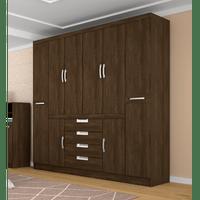 guarda-roupa-8-portas-4-gavetas-com-8-pes-demobile-realce-ebano-39296-0