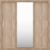 guarda-roupa-em-mdp-e-mdf-com-pes-3-portas-e-2-gavetas-espelho-demobile-residence-nogal-vanilla-50784-3