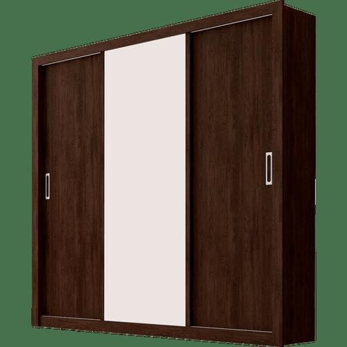 guarda-roupa-em-mdp-e-mdf-com-pes-3-portas-e-2-gavetas-espelho-demobile-residence-ebano-50785-2