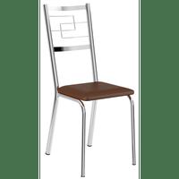 conjunto-de-2-cadeiras-em-aco-cromado-com-tecido-napa-carraro-1722-cacau-52123-0