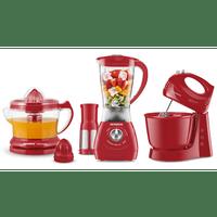 kit-mondial-gourmet-red-ii-espremedor-batedeira-e-liquidificador-vermelho-kt-70-220v-51594-0