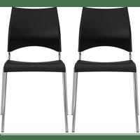 conjunto-de-cadeiras-em-aco-cromado-ponteiras-plasticas-carraro-357-preto-51931-0