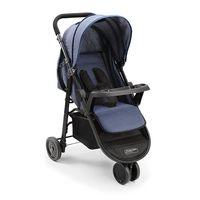 Carrinho de Bebe Agile 3 rodas Jeans Multikids Baby - BB527