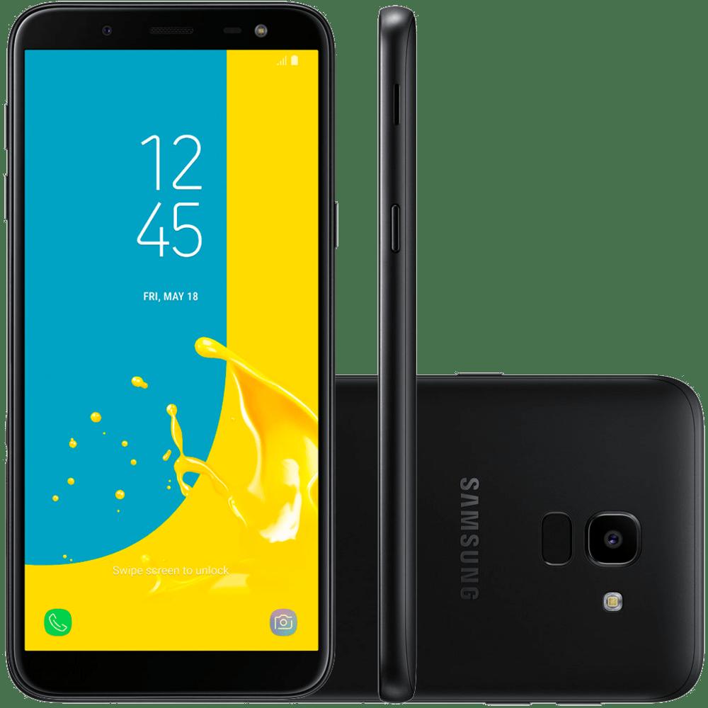 0ed1f9ddd8 Smartphone Samsung Galaxy J6, Câmera 13MP, 64GB, Octa-Core ...