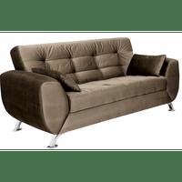 sofa-2-lugares-com-tecido-suede-linoforte-larissa-marrom-51301-0