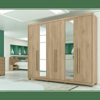 guarda-roupas-6-portas-5-gavetas-com-espelho-e-pes-mdp-moval-barcelona-noce-51749-0