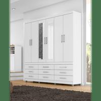 guarda-roupas-mdp-6-portas-9-gavetas-com-pes-com-espelho-demobile-canada-branco-50792-0