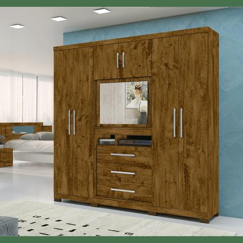 guarda-roupas-6-portas-3-gavetas-com-espelho-mdf-moval-dubai-castanho-wood-51751-0