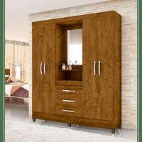 guarda-roupa-4-portas-3-gavetas-com-espelho-e-pes-moval-capri-castanho-wood-39377-0