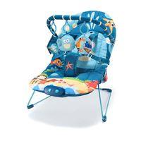 Cadeira De Descanso Para Bebês Baleia 0-15 Kg Multikids Baby - BB360