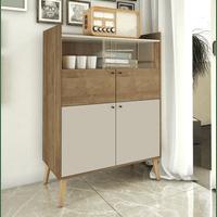 cristaleira-4-portas-pes-palito-natural-mdf-e-mdp-lider-design-style-buriti-off-white-52150-0