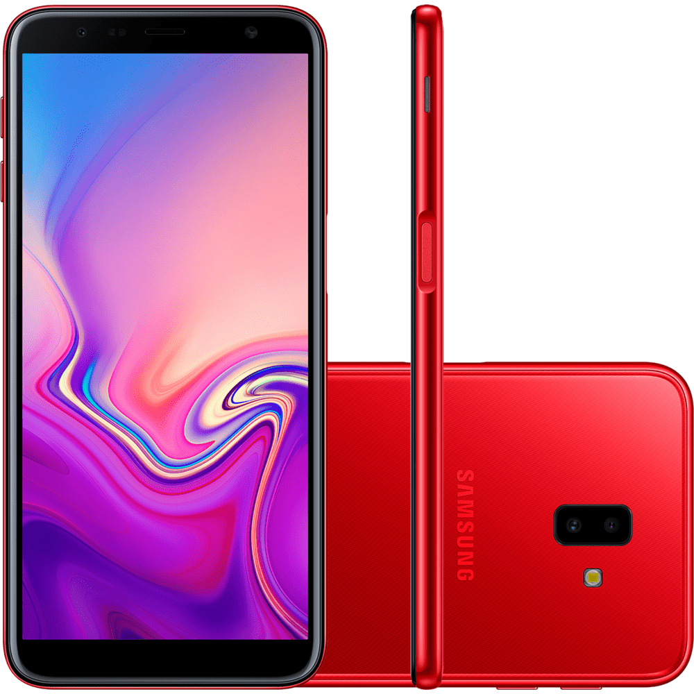 5a6547bb3a Smartphone Samsung Galaxy J6 Plus, Câmera Traseira Dupla, Quad ...