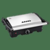 grill-dual-arno-1100w-controle-de-temperatura-pretoinox-gnox-220v-57039-0