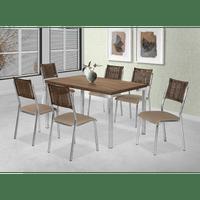 mesa-de-jantar-em-ao-e-mdp-bp-06-cadeiras-dama-acabamento-ao-cromado-polidol-junco-isis-nogal-bege-67248-0