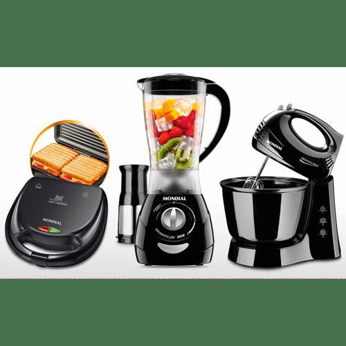 kit-mondial-especial-gourmet-ii-sanduicheira-liquidificador-e-batedeira-preto-kt-56-220v-57543-0