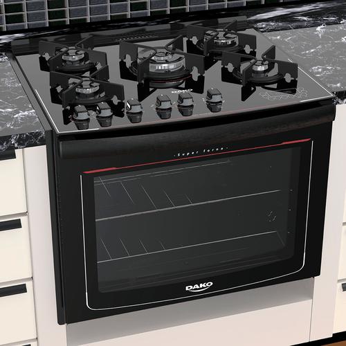 fogao-5-bocas-de-embutir-dako-turbo-glass-preto-dakolors-de5vt-pf0-bivolt-57716-0
