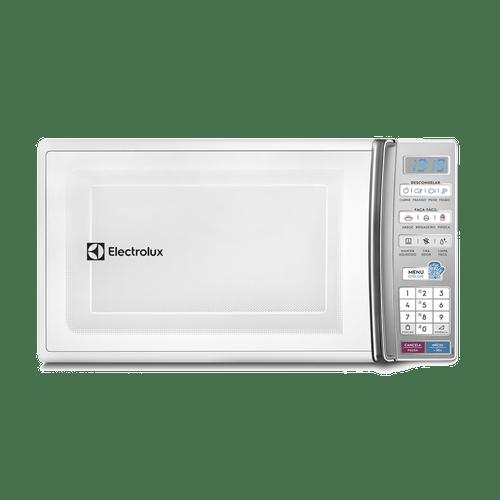 9a15bd18c Micro-Ondas Electrolux Branco 27L com 55 Receitas pré-programadas no Menu  Online (MB37R)