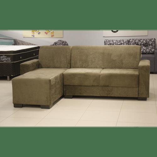 sofa-2-lugares-com-chaise-tecido-suede-topazio-polo-castanho-57238-0