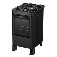 fogao-de-piso-4-bocas-esmaltec-preto-acendimento-automatico-jade-glass-4091-bivolt-58273-0