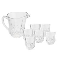 conjunto-jarra-e-copo-bon-gourmet-louise-7-pecas-vidro-26811-cj-jarra-cristal-136copo-imperial26811-58113-0