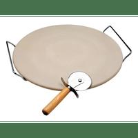 pedra-para-pizza-bon-gourmet-3-pecas-c-suporte-cromado-1038-pedra-para-pizza-bon-gourmet-3-pecas-c-suporte-cromado-1038-55424-0