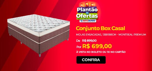 Plantão | Box