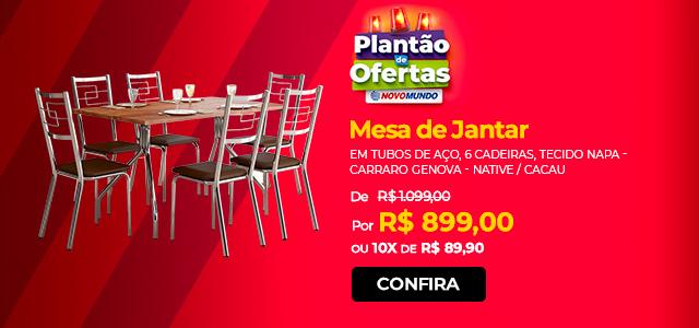 Plantão | Mesa