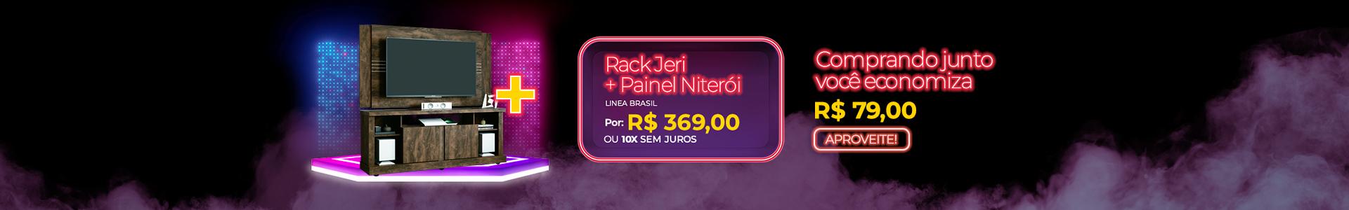 Rack + Painel | 04 (Apagar segunda)