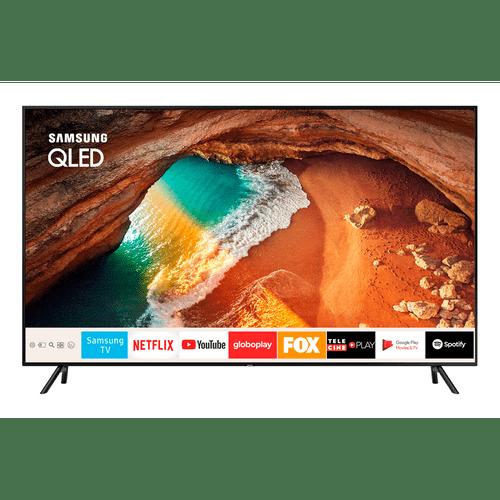 "Menor preço em Smart TV 4K Samsung QLED 49"", UHD, HDMI, WiFi, USB, Bluetooth® - QN49Q60RAGXZD"