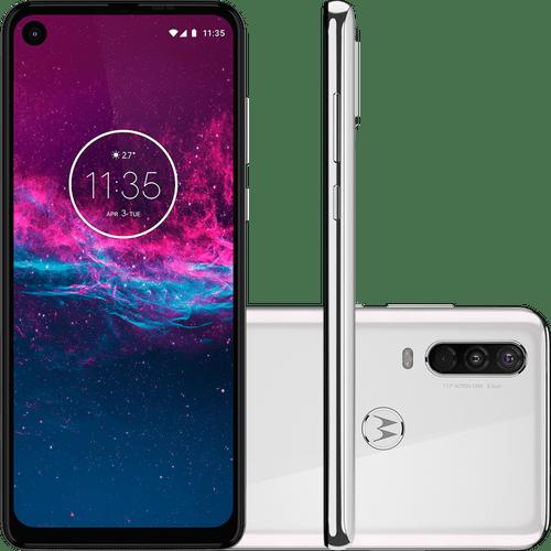 Smartphone Motorola One Action, 6 3