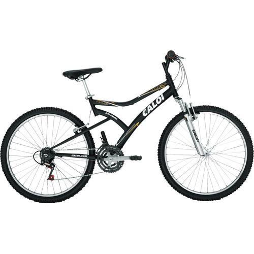 Bicicleta Aro 26 Caloi Andes Preta a34a2aa797ff6