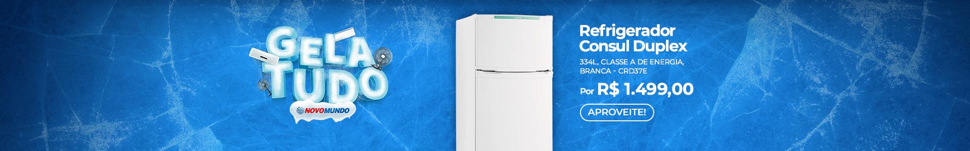 Refrigerador (09 a 15) e (16 a 22)