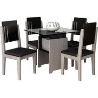 mesa-de-jantar-4-cadeiras-com-tampo-de-vidro-rv-moveis-esmeralda-carvalho-preto-29489-0png
