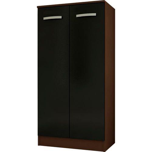 organizador-multiuso-demobile-clean-2-portas-noce-preto-30823-0png