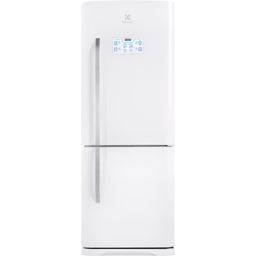 8b4da0358 Geladeira   Refrigerador Electrolux Frost Free Bottom Freezer