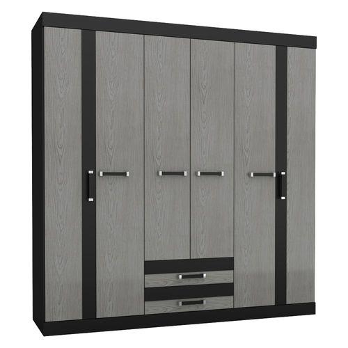 guarda-roupa-6-portas-2-gavetas-com-pes-maxel-roma-pretocinza-32791-0png